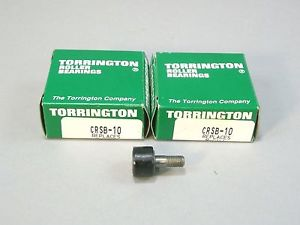 high temperature Torrington Cam Follower Bearings CRSB-10 Replaces CF-5/8-N-SB Lot Of 3 –
