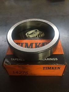 high temperature Timken Tapered Roller Bearing 14276