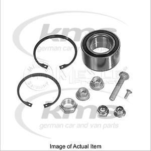 high temperature WHEEL BEARING KIT VW GOLF MK2 (19E, 1G1) 1.8 Syncro 90BHP Top German Quality