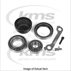 high temperature WHEEL BEARING KIT MERCEDES S-CLASS (W116) 350 SE SEL (116.028 116.029) 205BHP To