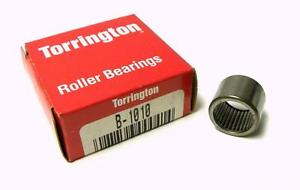 "high temperature  TORRINGTON B-1010 NEEDLE ROLLER BEARING 5/8"" X 13/16"" X 5/8"" (6 AVAILABLE)"