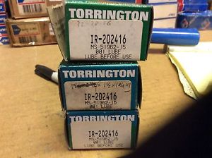 high temperature 3-Torrington ,Bearings#IR-202416,30day warranty, free shipping lower 48!