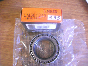 high temperature Timken LM501349 differential carrier bearing Chev GMC Ford Volvo Olds Mazda