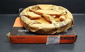high temperature Timken 42584 Tapered Roller Bearing Cup