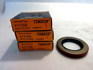 high temperature  IN BOX LOT OF 3 TIMKEN 471766 OIL SEAL