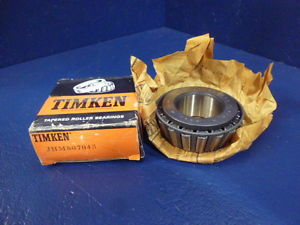 high temperature Timken JHM807045 Tapered Roller Bearing