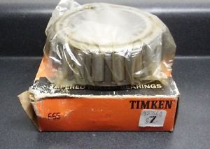 high temperature Timken 665 Tapered Roller Bearing 665