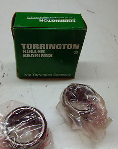 high temperature (2) TORRINGTON NEEDLE PIN ROLLER BEARINGS JH-1312 #2006