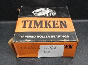 high temperature Timken 14136A Tapered Roller Bearing