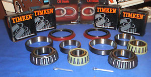 high temperature Buick Grand National- TIMKEN Wheel Bearing COMPLETE KIT