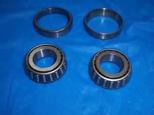 high temperature Harley Touring Dyna FXR Softail Sportster Neck Bearings Timken Set