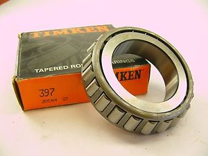high temperature TIMKEN TAPERED ROLLER BEARING 397  IN BOX!!!  (J4)