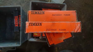 high temperature JM716649/JM716610 TIMKEN TAPERED ROLLER BEARING