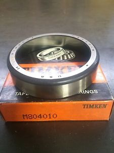 high temperature Timken Tapered Roller Bearing M804010