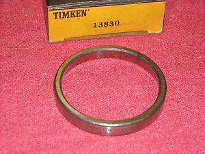 high temperature 13830, Timken Bearing Race, New Old Stock