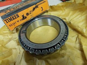 high temperature  Timken 52387 Roller Bearing w/ Cone *FREE SHIPPING*