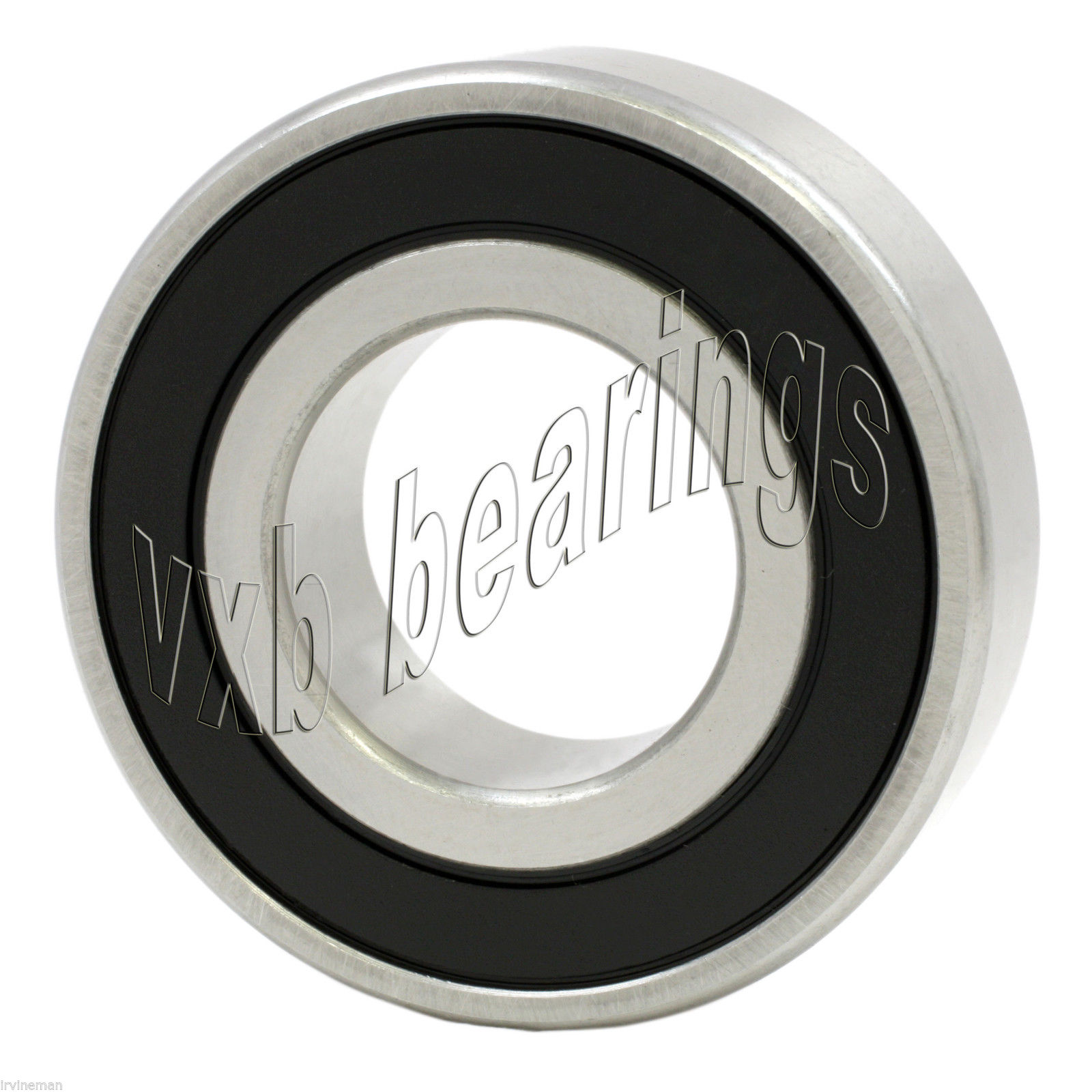 high temperature S6004-2RS Bearing Si3N4 Ceramic Sealed 20mm ABEC-5 Bearings Rolling