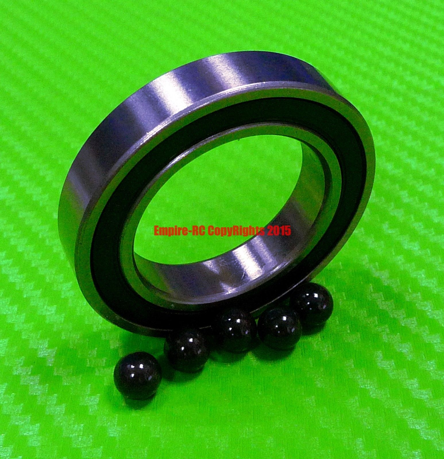 high temperature [QTY 1] (25x37x7 mm) S6805-2RS Stainless HYBRID CERAMIC Ball Bearings BLK 6805RS