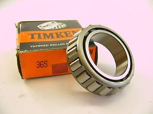high temperature TIMKEN TAPERED ROLLER BEARING 365  IN BOX!!!  (J4)