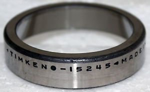 high temperature NIB Timken 15245 Tapered Roller Bearing Race / Cup