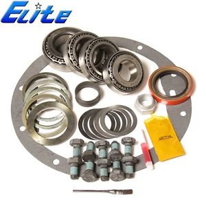 "high temperature GM 8.2""- BOP 10 BOLT – REAR – ELITE GEAR – MASTER INSTALL – TIMKEN BEARING KIT"