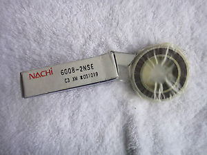high temperature NIB  NACHI Bearing     6008-2NSE