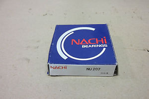 high temperature NU207 Nachi Cylindrical Roller Bearing