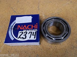 high temperature NACHI 5209 Double Row Ball Bearing 45mm ID 85mm OD New