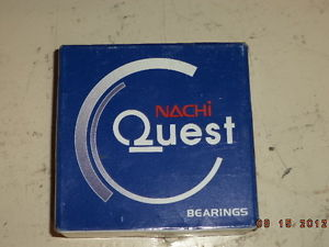 high temperature NACHI QUEST ROLLER BEARING, 6008-2NSE9 (Lot of 4)