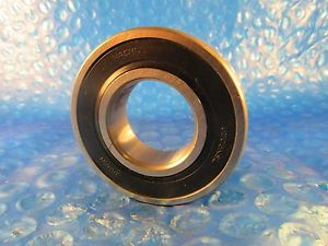 high temperature Nachi 6206 2NSL Deep Groove Ball Bearing, Double Sealed