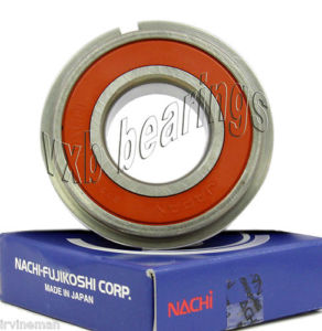 high temperature 6205-2NSENR Nachi Bearing 25x52x15 Sealed C3 Snap Ring Bearings Rolling