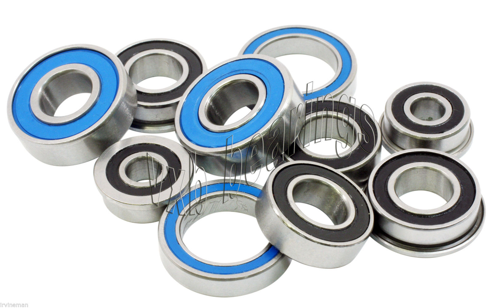 high temperature Align Helis 450 PRO U/grade-d/train-rotor Ceramic Upgrade Bearings