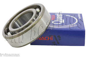 high temperature 6206 Nachi Open C3 30x62x16 30mm/62mm/16mm Made in Japan Radial Ball Bearing
