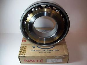 high temperature 7318BMU C3 P6 Nachi Angular Contact Bearing Brass Cage Made In Japan