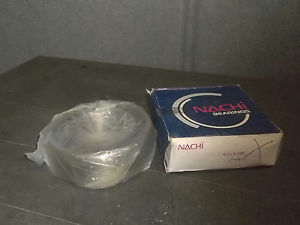 high temperature Nachi Double Row Angular Contact Bearing 5213-2NS