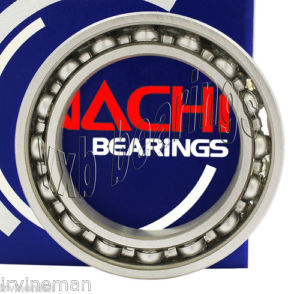 high temperature 16015 Nachi Bearing Open Japan 75x115x13 Large Ball Bearings