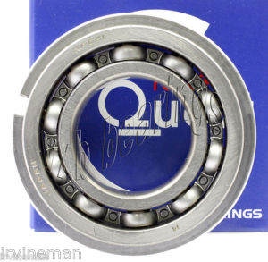 high temperature 6022NR Nachi Bearing Open C3 Snap Ring Japan 110x170x28 Large Ball Bearings