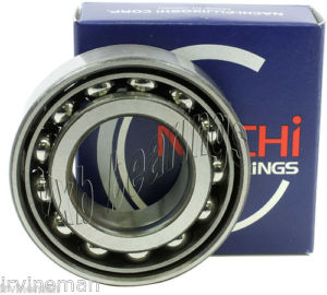 high temperature 7314 Nachi Angular Contact Steel Cage C3 Japan 70mm x 150mm  x 35mm Ball Bearing