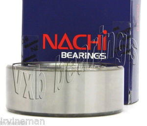 high temperature 5312-2NS Nachi Double Row Angular Contact Bearing 60x130x54 Sealed Japan Ball Be