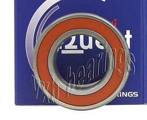high temperature 6207-2NSE Nachi Bearing 35x72x17 Sealed C3 Japan Ball Bearings 9708