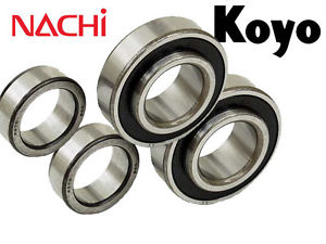 high temperature 2 REAR NACHI Wheel  Bearing 04421-12010 Tercel Starlet Corolla Celica '75-88'