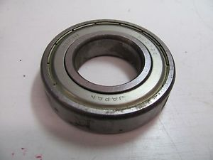high temperature NACHI 6207ZE SHIELDED BALL BEARING