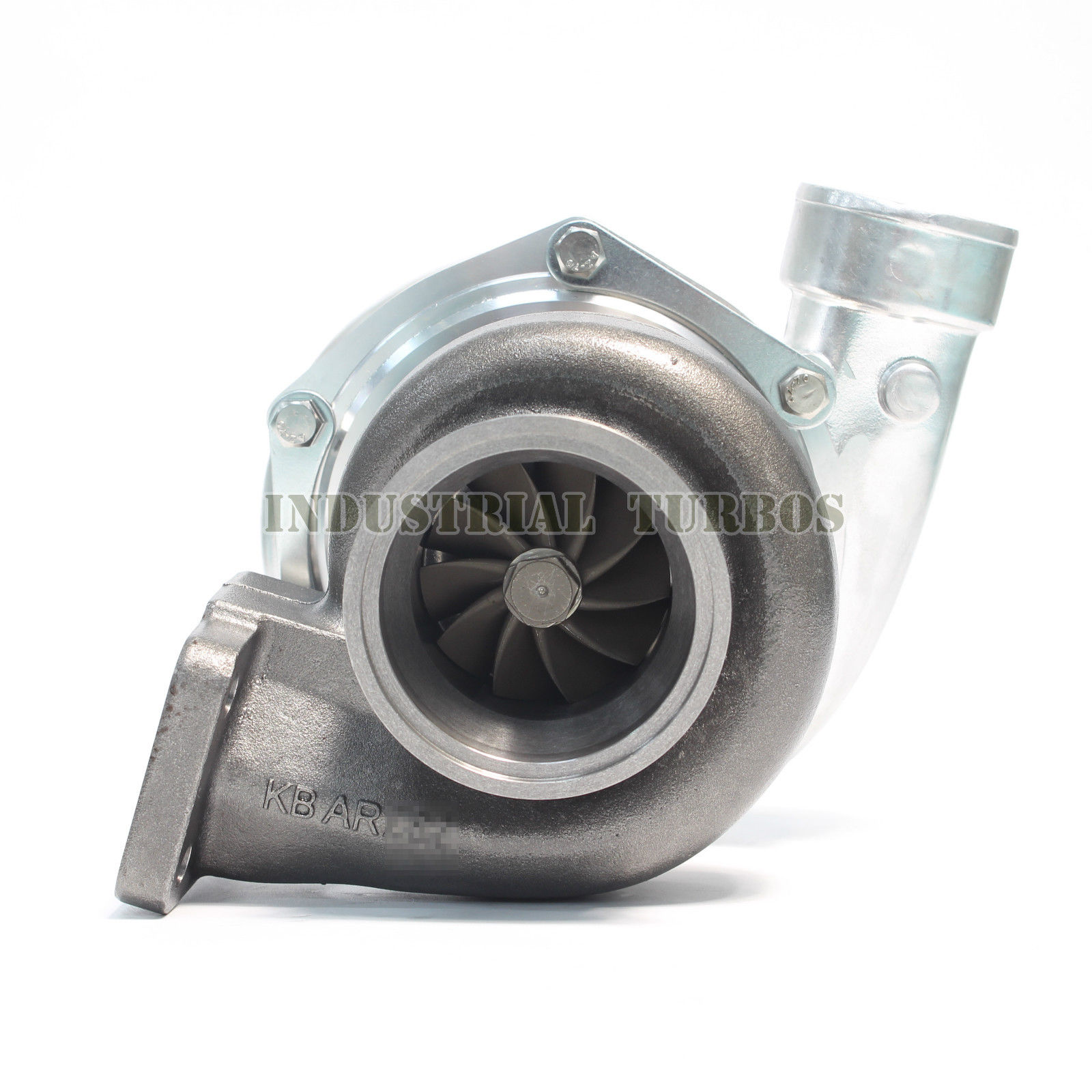 high temperature Upgrade GTX3582R Turbo charge Single Ceramic Ball Bearing Billet Wheel 0.82  T3