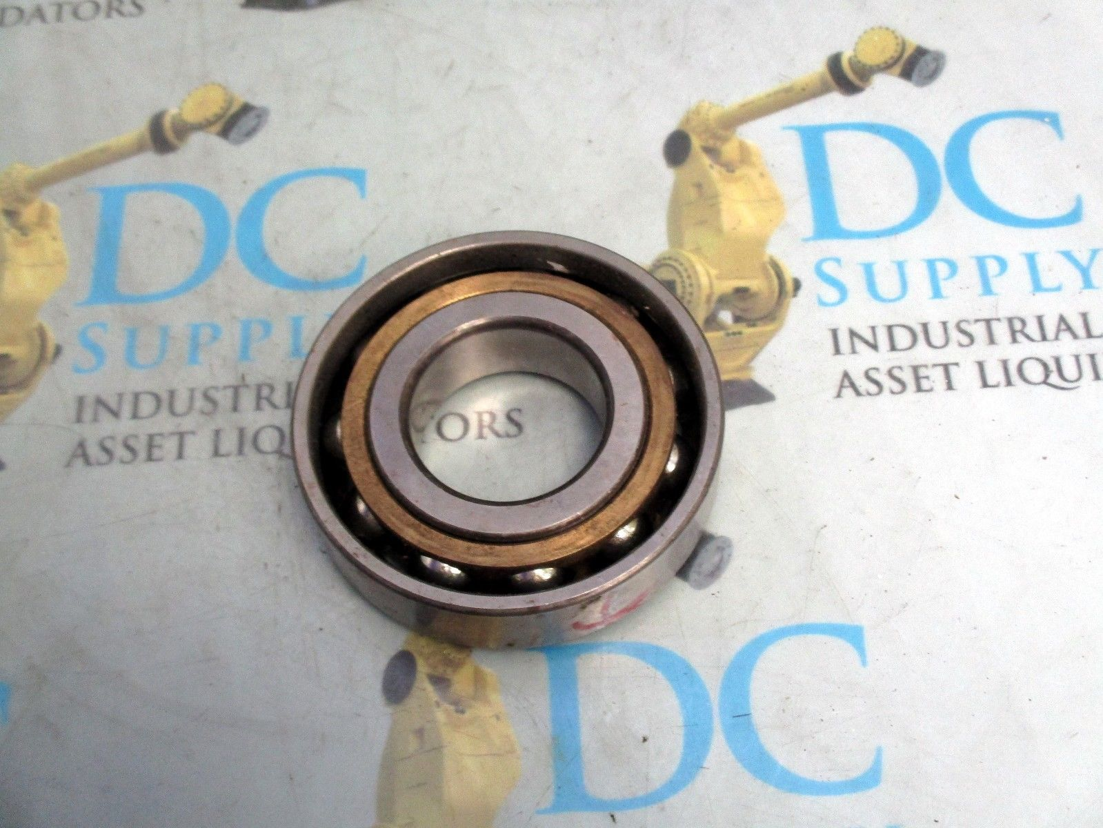 high temperature KOYO 7309BGC3 ANGULAR CONTACT BALL BEARING