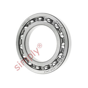 high temperature SKF 16009C3 Open Deep Groove Ball Bearing 45x75x10mm