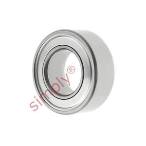 high temperature SKF 638002Z Metal Shielded Deep Groove Ball Bearing 10x19x7mm