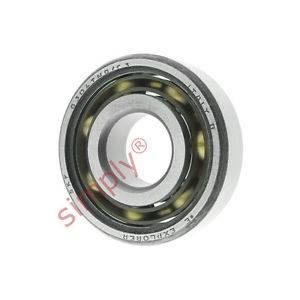 high temperature SKF 6304TN9C3 Open Deep Groove Ball Bearing with Fibre Cage 20x52x15mm