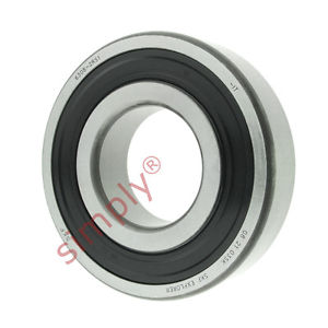 high temperature SKF 63082RS1 Rubber Sealed Deep Groove Ball Bearing 40x90x23mm