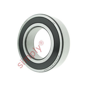 high temperature SKF 622122RS1 Rubber Sealed Deep Groove Ball Bearing 60x110x28mm