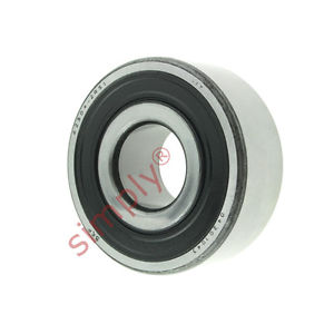 high temperature SKF 623042RS1 Rubber Sealed Deep Groove Ball Bearing 20x52x21mm